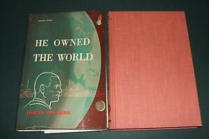 He-Owned-The-World-by-Charles-Eric-Maine-1st-edition-1960-Avalon-Dust-Jacket