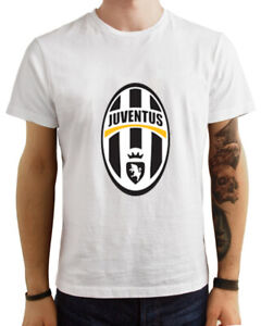 T-Shirt-Maglietta-Juve-Juventus-Scudetto-Maglia-calcio-sport-personalizzabile