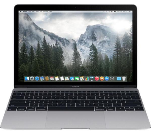 "Apple MacBook 12"" Laptop - 1.1 GHz 8GB Ram 500 GB SSD A+ Grade  (April, 2015)"