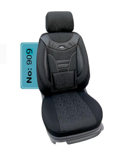 Schonbezüge Sitzbezug  Sitzbezüge  KIA RIO  Fahrer /& Beifahrer  909