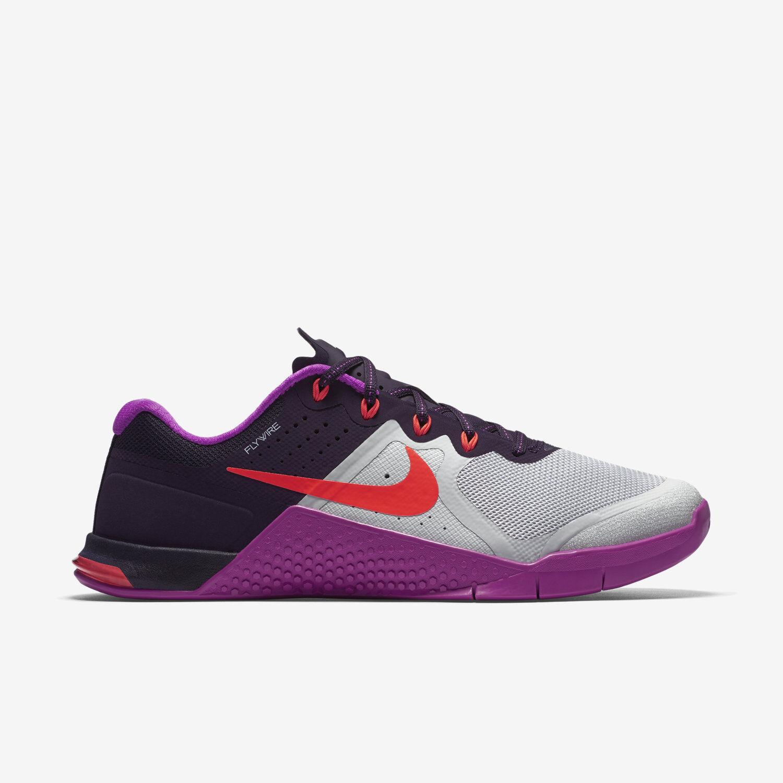 WMNS Nike Platinum/Crimson/Violet Metcon 2 Sz 6.5-10.5 Platinum/Crimson/Violet Nike 821913-002 FREE SHIPPING fe12fc