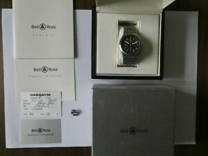 MONTRE BELL&ROSS SPACE 3