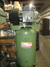 Sullair 10 Hp Rotary Screw 460v 3ph Air Compressor With80 Gallon Tank New 1993