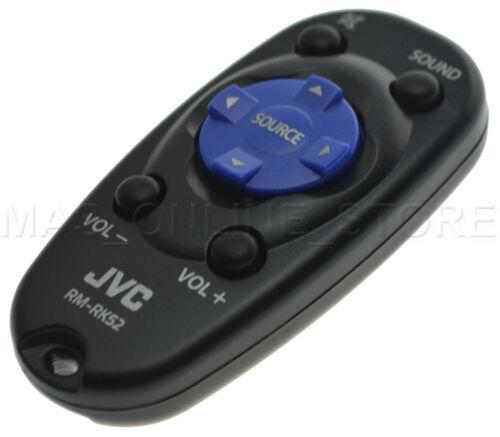 FREE FAST SHIPPING A1 USA JVC KD-X360BTS KDX360BTS GENUINE REMOTE *