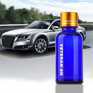 30ml 9H Antiscratch Liquid Ceramic Car Coating Hydrophobic Glass Polish Care Wax