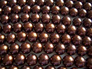éNergique 50 Glaswachsperlen 6mm Dorés Perles Neuf 4317-n 6mm Goldbraun Perlen Neu 4317 Fr-fr Afficher Le Titre D'origine Des Biens De Chaque Description Sont Disponibles