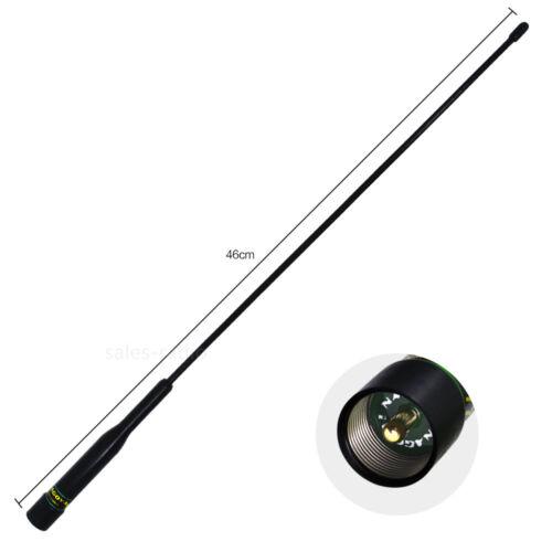 Nagoya NL-R3 VHF//UHF Antennas Mobile Car Magnetic 5m (16.4 ft) RG58 Coax Cable