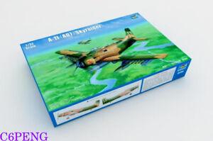 Trumpeter-02254-1-32-A-1J-AD-7-Skyraider-hot