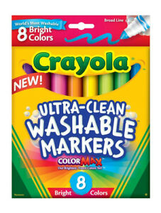 Crayola Crayons 8/Package 523008 12pack Bulk Buy