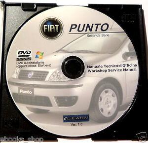 DVD-MANUALE-OFFICINA-FIAT-PUNTO-1-2-8V-16V-1-4-16V-1-8-16V-1-3JTD-16V-1-9-JTD-8V