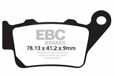 FIT CCM CR 40 Cafe Racer (Handlebar Fairing 07>08 EBC Organic Pad Set Rear Right