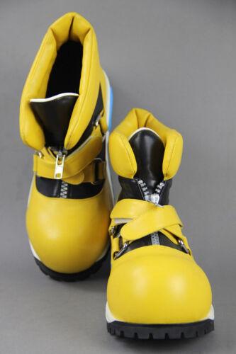 Kingdom Hearts 2 II Chain of Memories Sora Cosplay Kostüm schuhe shoes zapato