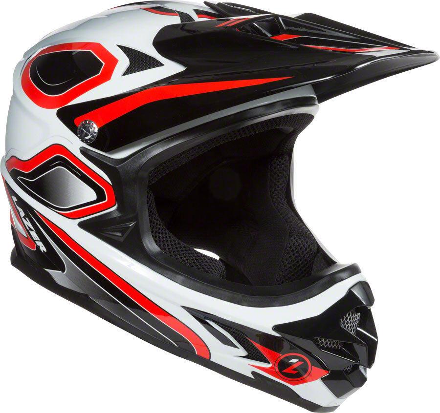 Lazer Phoenix Plus Full Face Helmet  rossobianca LG