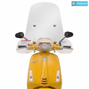 Piaggio-PI111400-Windscreen-Piaggio-Clear-50-Vespa-Sprint-4T-4V-2014-2016