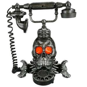 """Animated LIFE SIZE Victorian Phone with Light and Sound Effects """"NEW"""""""