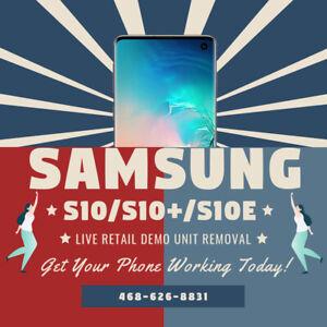 Details about INSTANT Samsung S10e/S10/S10+ Plus LIVE DEMO UNIT REMOVAL  Unlock Service
