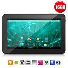 "9"" inch ATM7029 Android 4.4 Tablet PC Quad Core Pad 1GB+16GB W/ Mic Black"