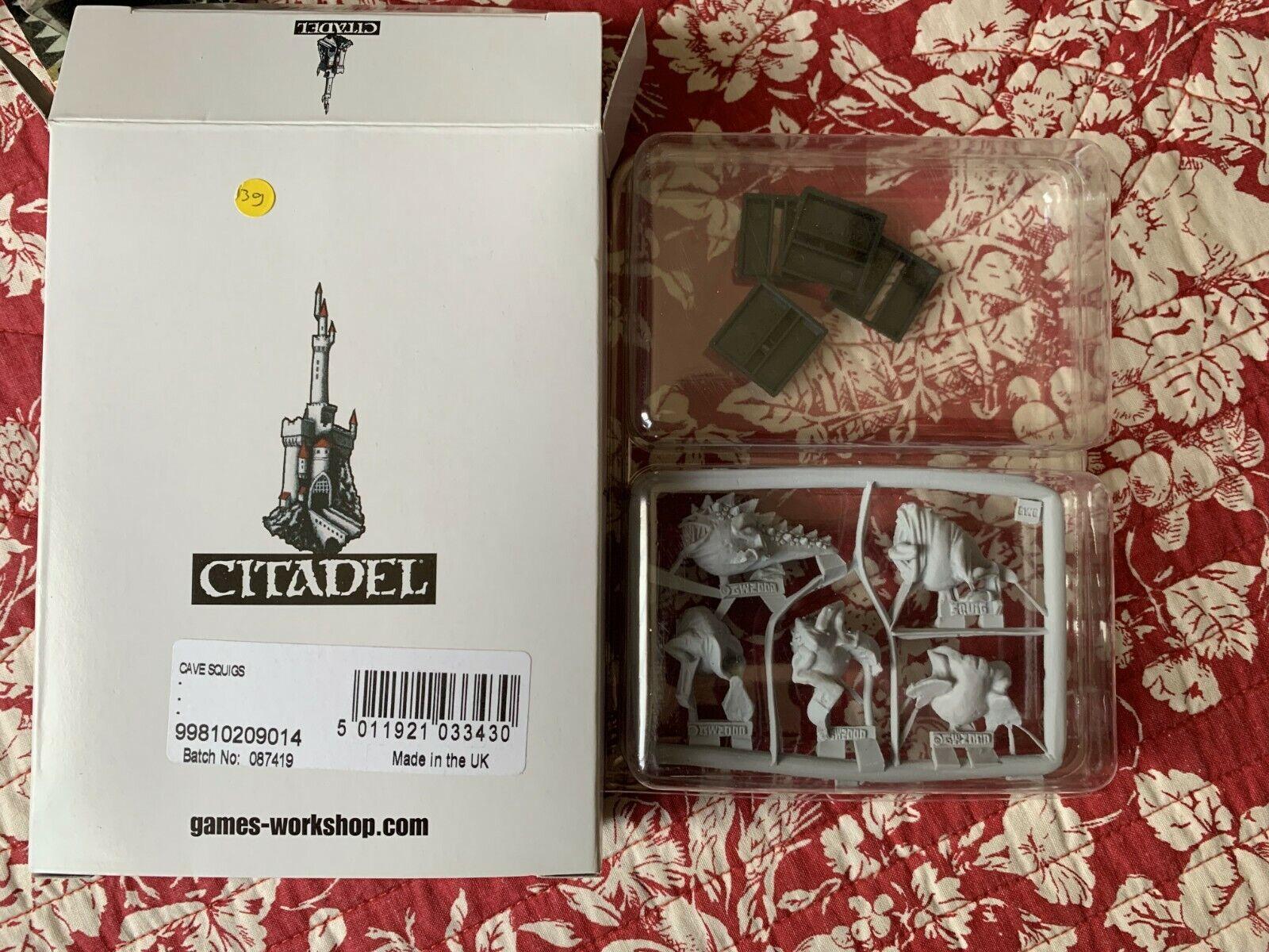 Cave Squigs Warhammer 40k 40k 40k Citadel bf829c