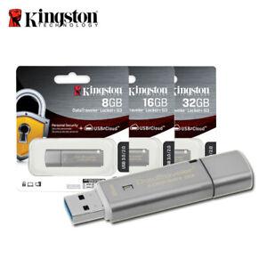Kingston-8GB-16GB-32GB-DataTraveler-Locker-G3-USB-3-0-Flash-Pen-Drive-DTLPG3