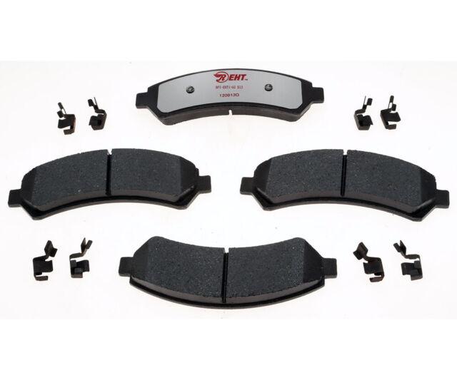 Disc Brake Pad Set-4WD Front Raybestos EHT726H