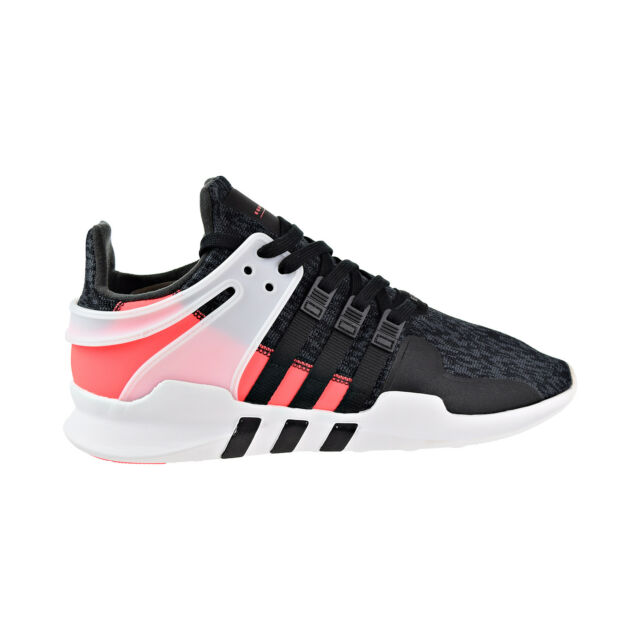 hot sale online 06c9c 593d9 BB1302 adidas EQT ADV Support Primeknit Black Infrared Running Size 13 Mens