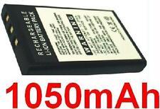 Batterie 1050mAh Pour Creative DiVi CAM 428 Portable MP3 Player