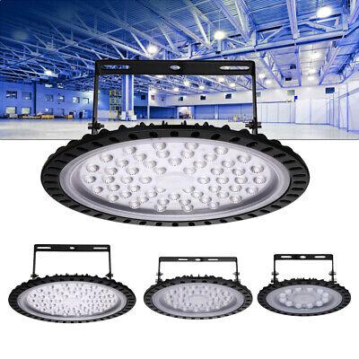 50W-500W UFO LED Hallenleuchte Industrielampe Hallenstrahler Kaltweiß Fluter