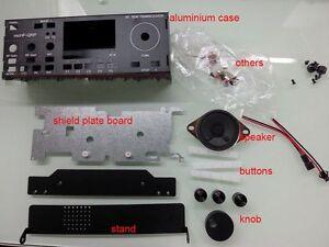 Aluminum-Case-for-mcHF-SDR-Radio-UI-RF-V0-5-V0-6-shield-board-speaker-handle