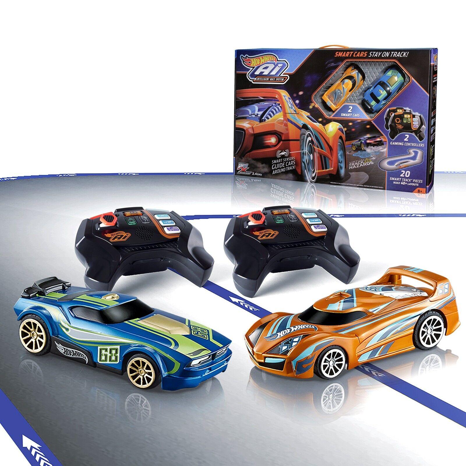 Hot wheels ki intelligente rasse system starter kit