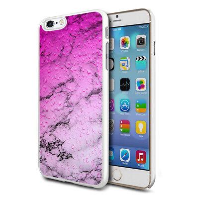 For Various Phones Design Hard Back Case Cover Skin Pink