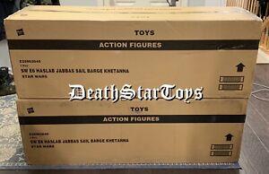 IN-HAND-Star-Wars-Vintage-Collection-Jabba-s-Sail-Barge-Khetanna-Yakface-HasLab