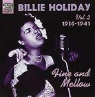Fine and Mellow - Original Recordings Vol. 2 1936 - 1941 Billie Holiday Audio CD