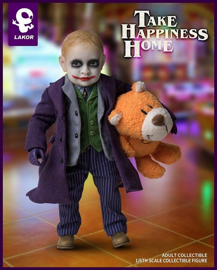 DHL Express 1 6 Lakor Baby DC The Dark Dark Dark Knight Joker Baby 2.0 Figure (15cm) 46e69e