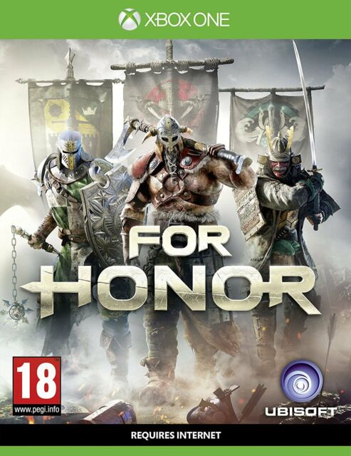 FOR HONOR XBOX ONE BRAND NEW AND SEALED