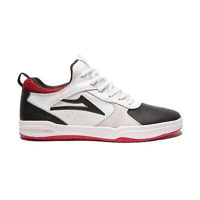 Lakai Skateboard Shoe Tony Hawk Proto Black//Teal Suede