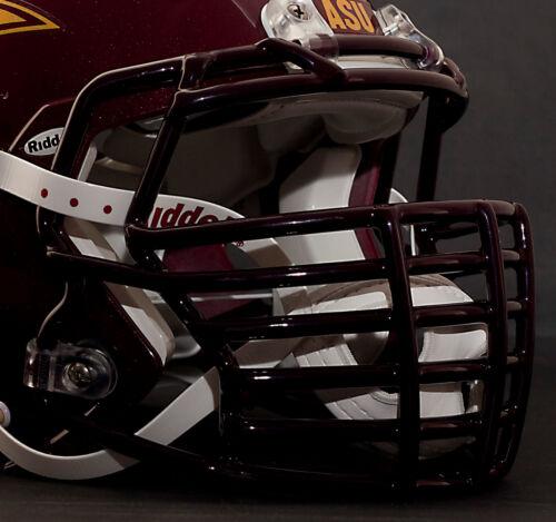 Riddell Revolution SPEED S2BDC-HT-LW S-Bar Football Helmet Facemask MAROON