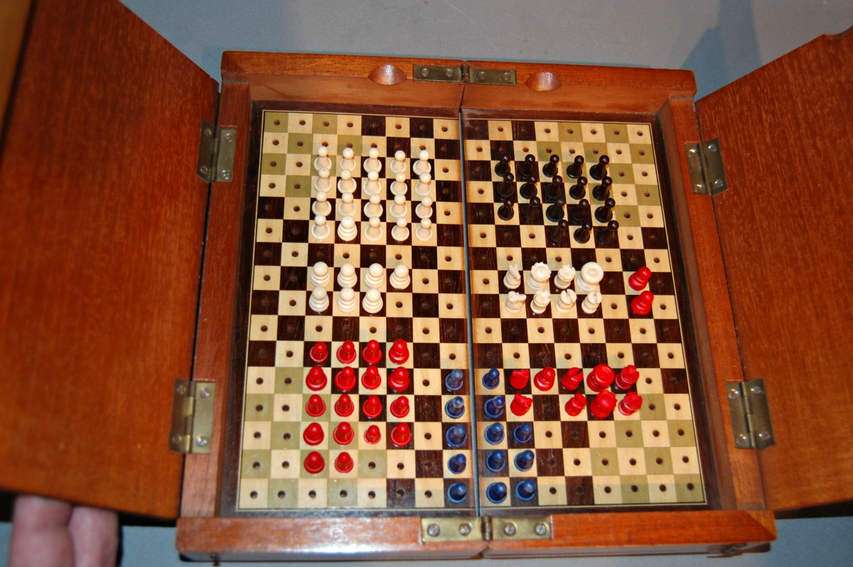 Nouvel an nouvelle couleur, impression *** reste souvent RARE Late Late Late C19th Voyage Board Game 84c74d