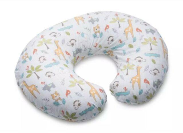 Boppy Pillow Slipcover Classic Fox Forest//Tan