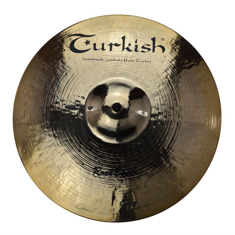 TURKISH CYMBALS cymbale Rock Beat Splash 10  - 259g