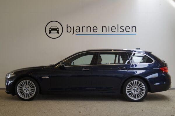 BMW 520d 2,0 Touring Luxury Line aut. - billede 1