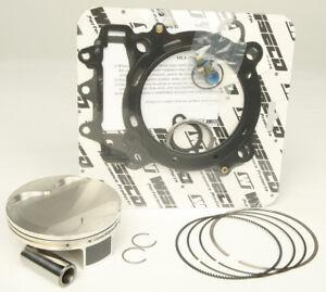 Wiseco-Top-Extremo-Piston-Juntas-Reconstruccion-Kit-96mm-Kawasaki-KX450F-2013-14