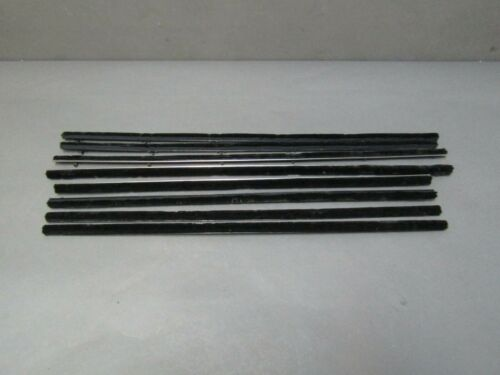 60 65 Ford Falcon window felt kit weatherstrip 2dr wagon 8 piece Mercury Comet