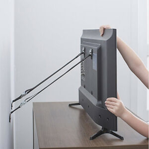 Image Is Loading Baby Kids Anti Tip Tv Furniture Straps Heavy