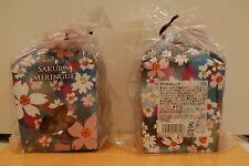 "Starbucks ""2007 Sakura Meringue""--RARE--JAPAN ONLY+ 3 Japanese Pamphlets"
