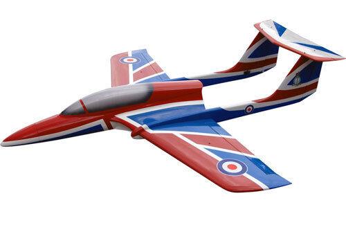 XCalibur Sport jet RAF novedad