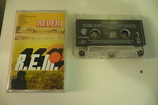 R.E.M. K7 AUDIO TAPE CASSETTE. REVEAL.