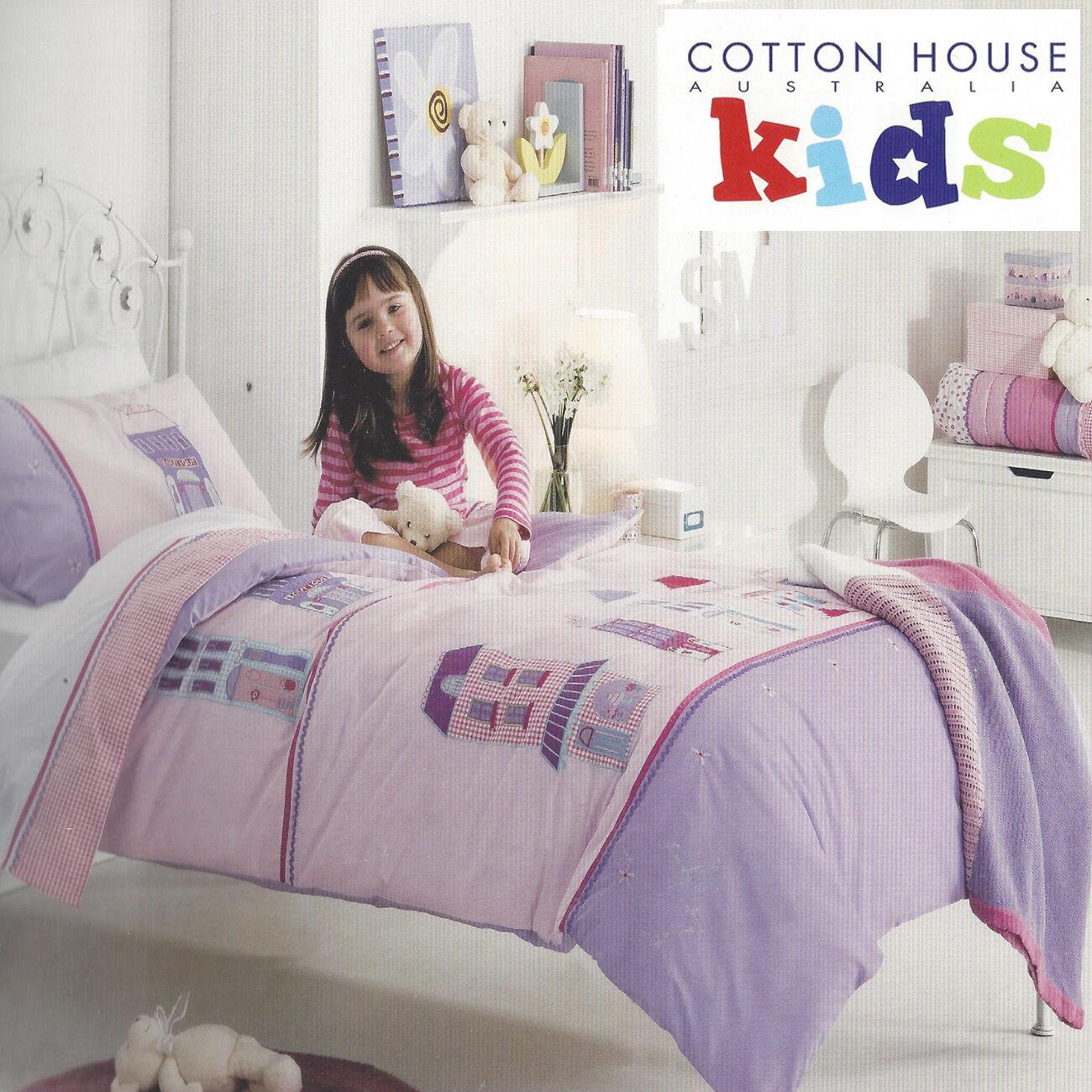 Boutique Sheet Set by Cotton House Kids   100% Cotton   250TC   König Single