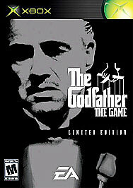 Godfather The Game -- Limited Edition Microsoft Xbox, 2006  - $4.00