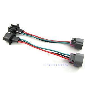 GO Series H13 Plug-N-Play Headlight / Fog Light Bulb Heavy Duty Wire ...