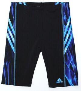 Adidas ADC BX LL Badehose Boxer Infinitex+ schwarz Gr. 9 / 56 / XL NEU